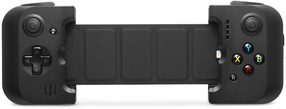 все цены на Джойстик для телефонов Gamevice Controller GV156 для iPhone, черный онлайн