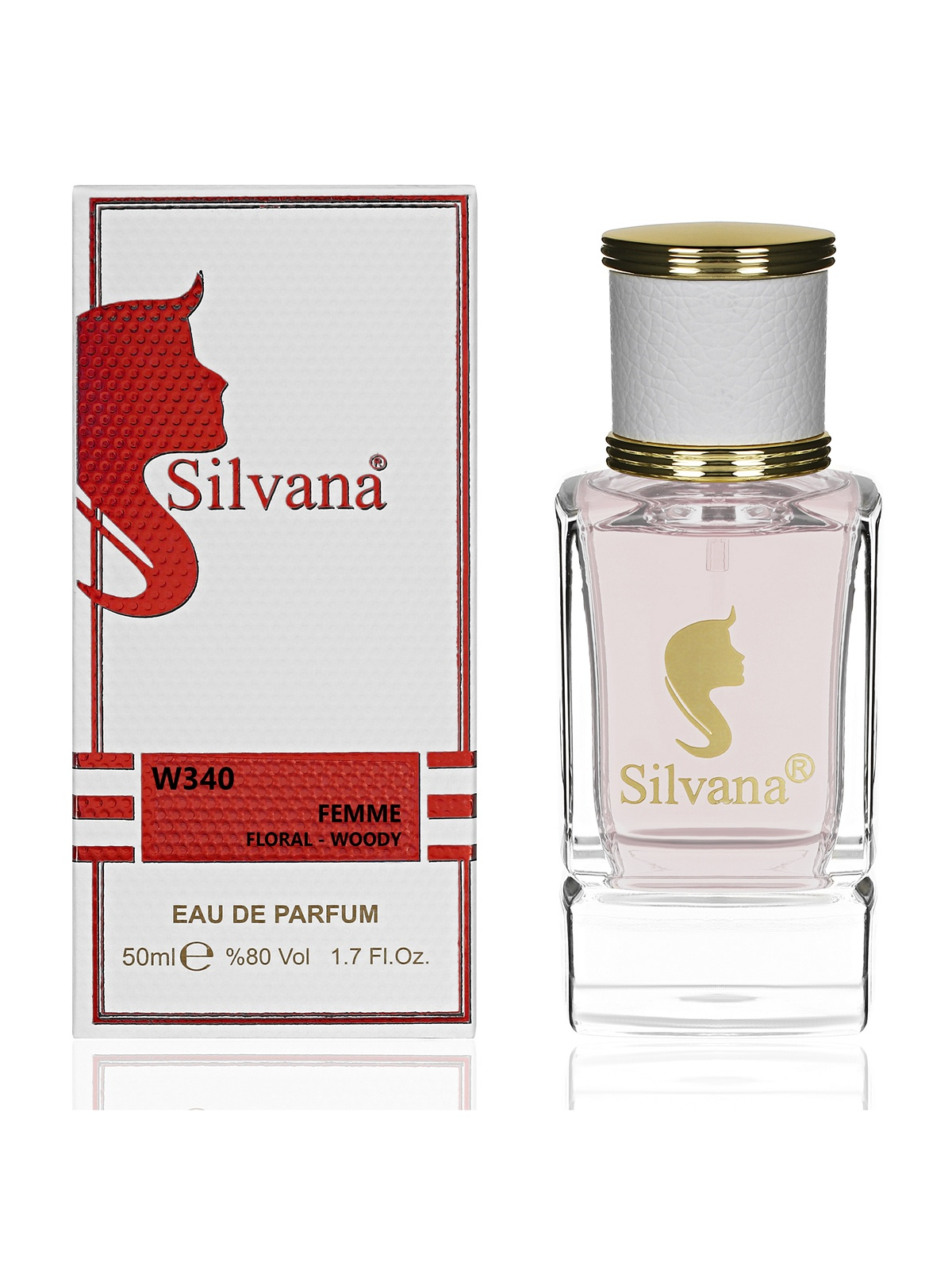 Silvana FEMME FLORAL-WOODY 50 мл мл