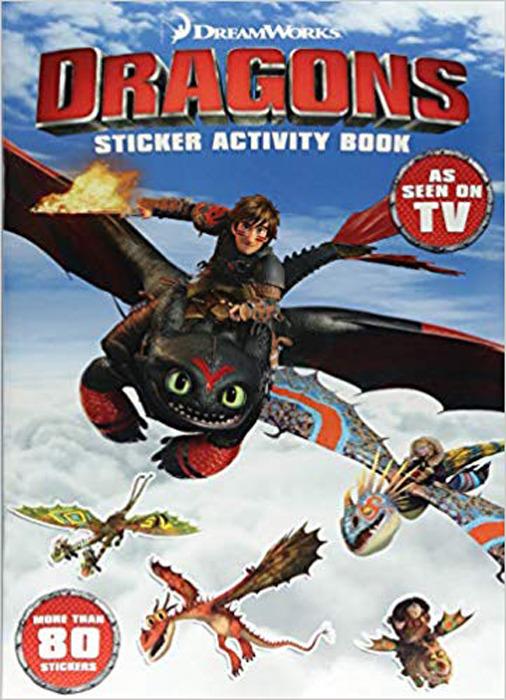 Dragons: Sticker Activity Book часы more dragons