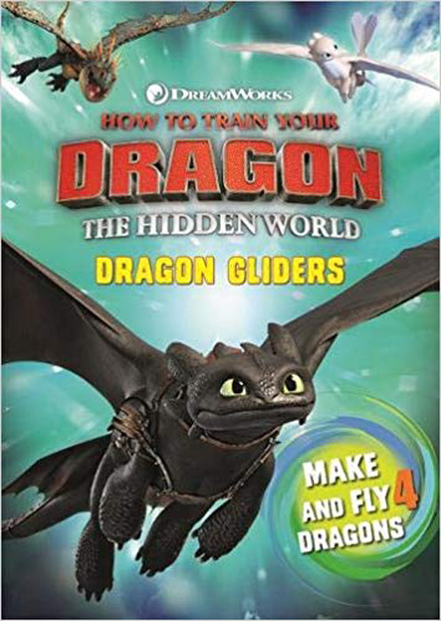 How To Train Your Dragon The Hidden World: Dragon Gliders часы more dragons
