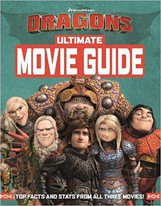 Фото - How To Train Your Dragon The Hidden World: Ultimate Movie Guide how to track a dragon