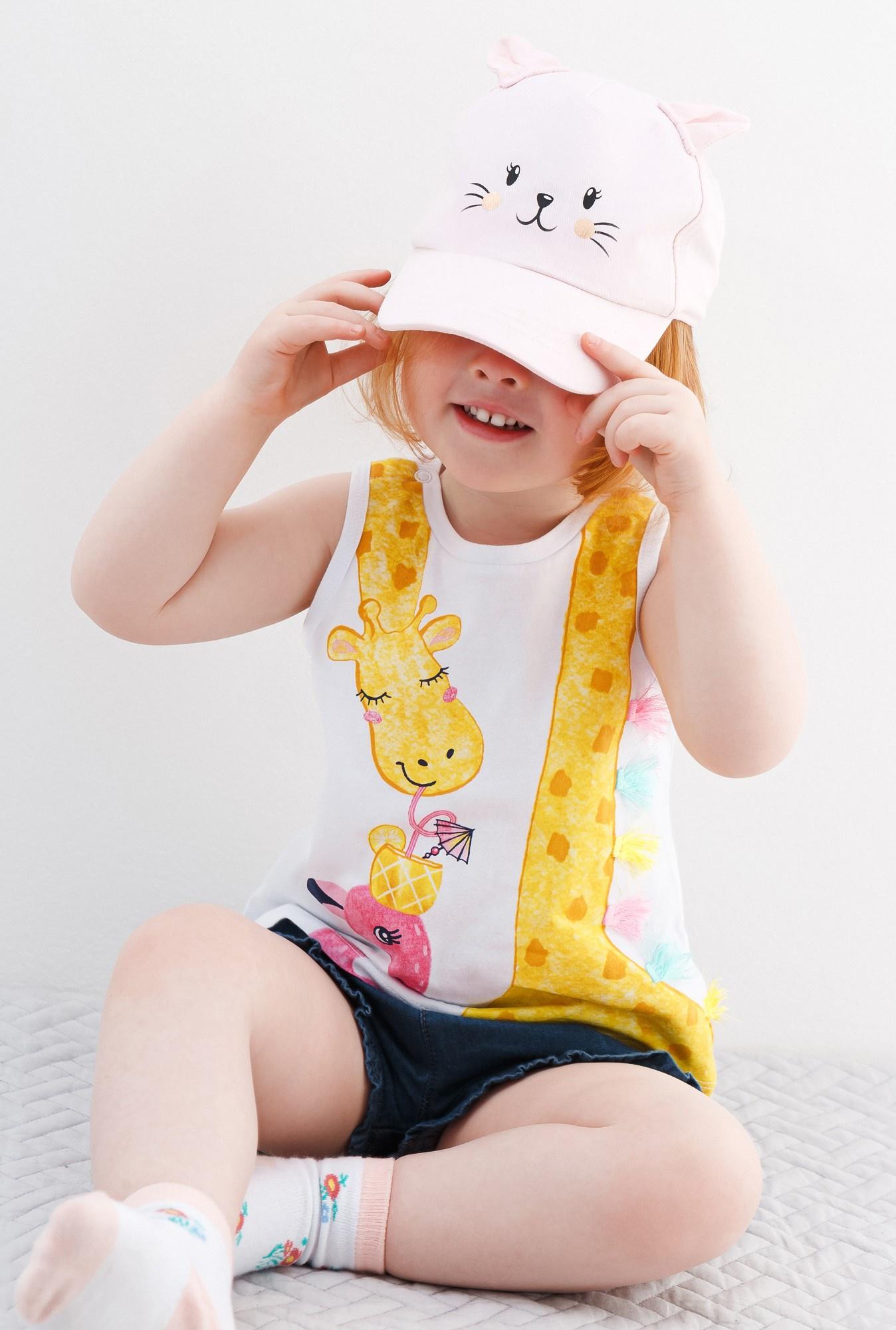 Фото - Кепка Acoola джемпер для девочки acoola pansy цвет светло розовый 20220310076 3400 размер 128