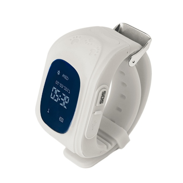 Умные часы для детей Biidi Q50, белый все цены