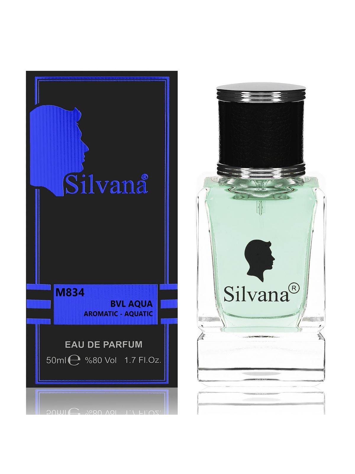 лучшая цена Silvana BVLGARI AQUA MEN AROMATIC 50 мл мл
