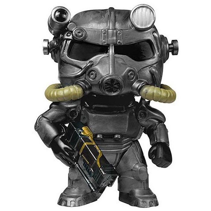 Фигурка Funko Pop Fallout - Power Armor (Силовая броня)