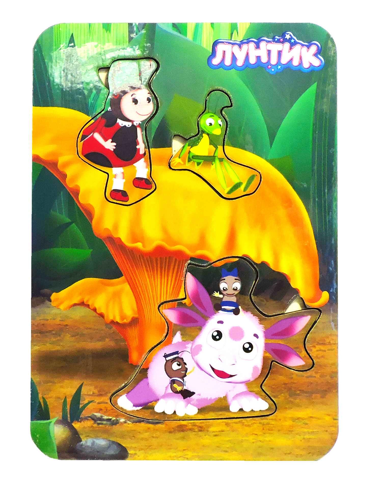 Пазл для малышей Taowa 051-553-1