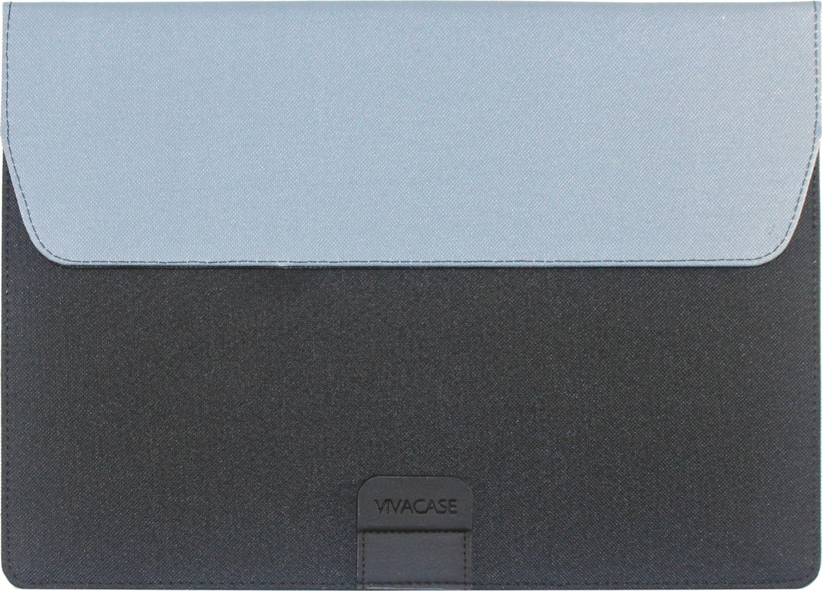 "Чехол Vivacase Casual для Apple MacBook Air 12""-13,3"", VCN-FCS15-gr, grey"