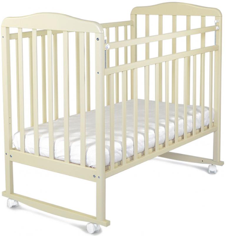 Кроватка детская Sweet Baby Mario, цвет: бежевый