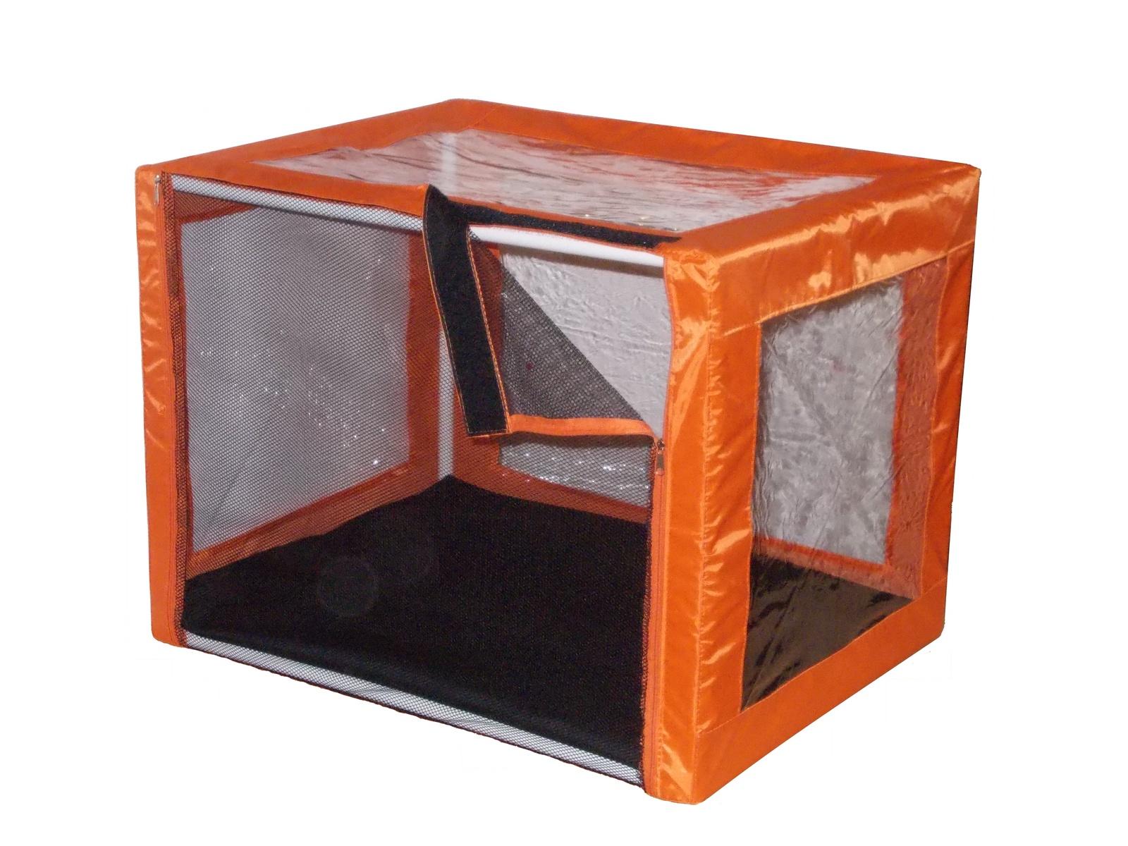 Палатка для животных Заря-Плюс КВР1 АКВАРИУМ (76x56x56см) палатка greenell виржиния 6 плюс green
