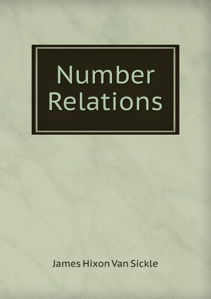 Number Relations