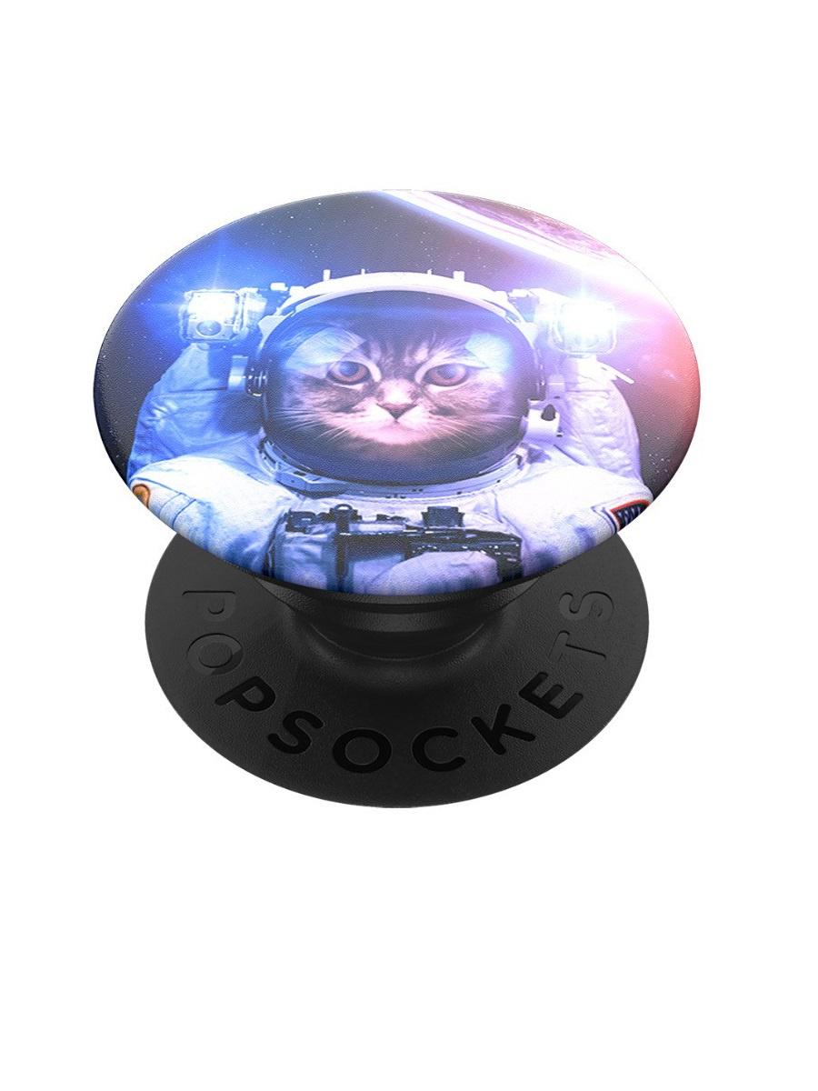 PopSockets / Держатель для телефона попсокет Catstronaut