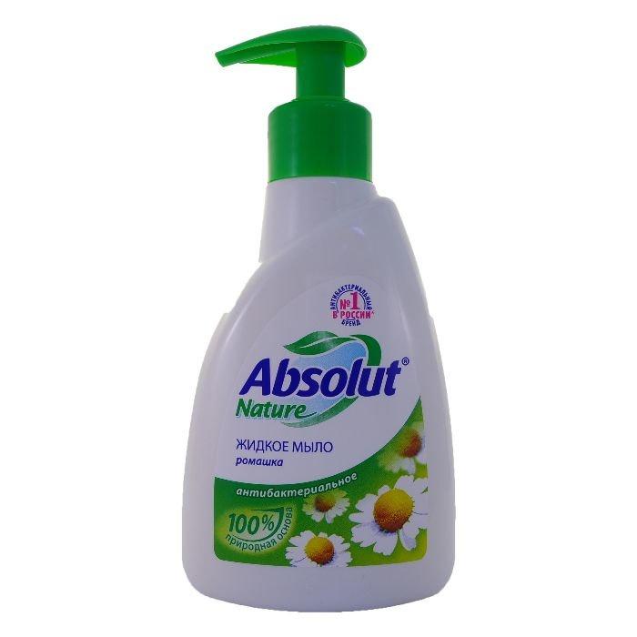 Мыло косметическое Absolut ромашка 250 мл цена