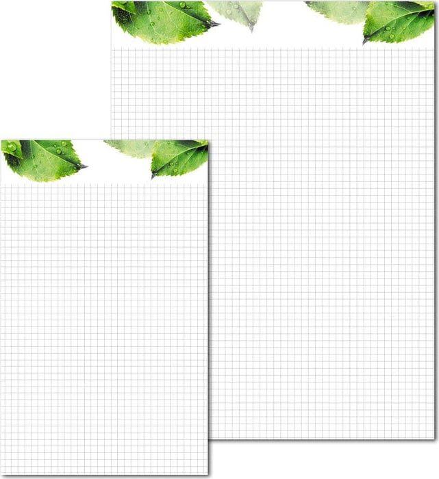 Блокнот Mariner, в клетку, формат A5, 60 листов, белый цена 2017