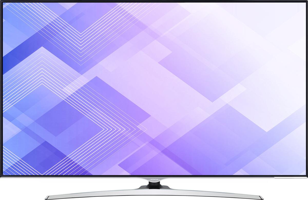 Телевизор Hitachi 65HL15W64 65, черный