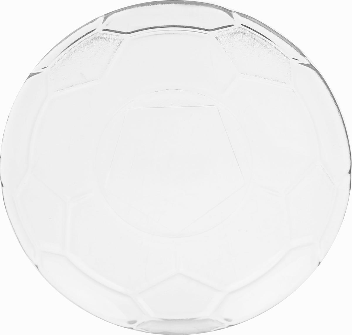 Тарелка десертная ОСЗ Футбол, диаметр 19 см