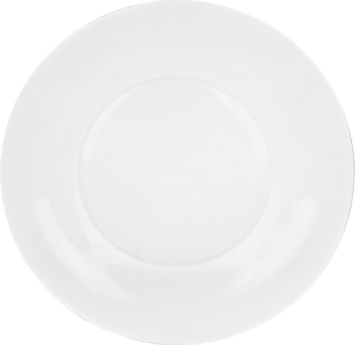 Тарелка десертная ОСЗ Симпатия, диаметр 19,6 см