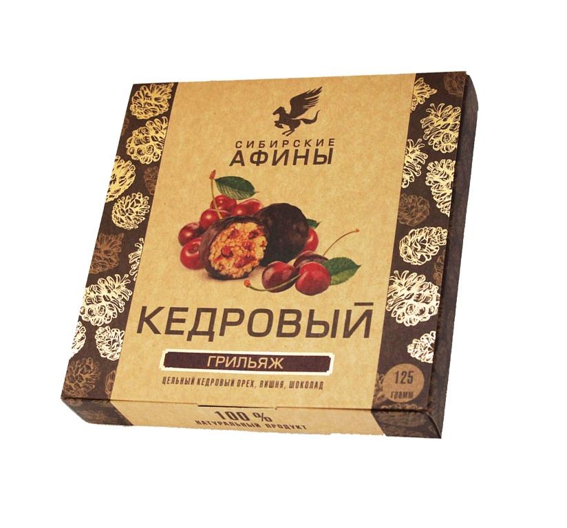 Конфеты Сибирские афины Кедровый Метеорит с вишней, 125 гр. стоимость авиабилета москва афины