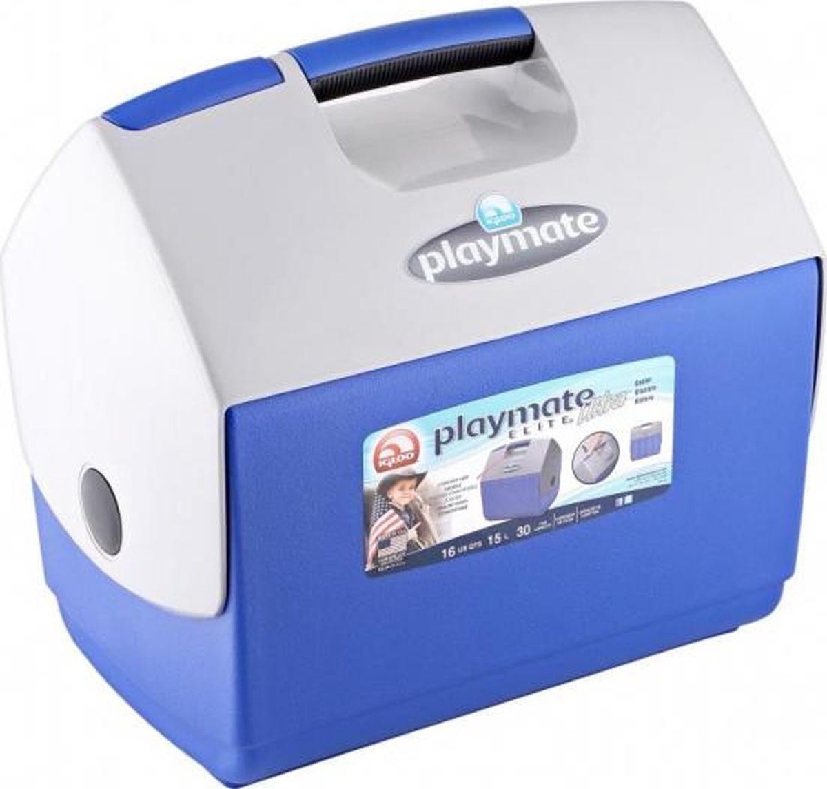 Изотермический контейнер Igloo Playmate, 00043599, синий, 40 х 26 х 38 см igloo изотермический контейнер igloo playmate pal jucetwh