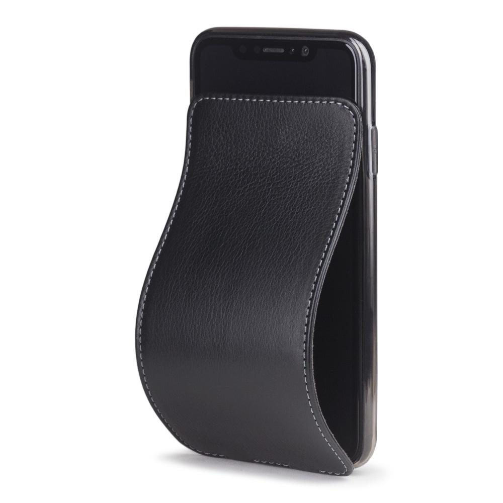 Чехол для сотового телефона Marcel Robert Чехол для iPhone XS Max, черный клип кейс uniq transforma ligne для apple iphone xs max черный