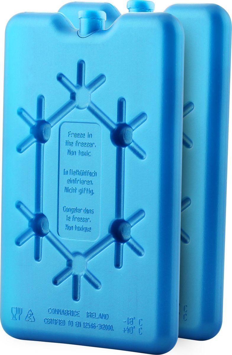 Аккумулятор холода Ezetil Ice Akku, 5461, голубой, 16,5 х 11 х 3 см ezetil ice akku