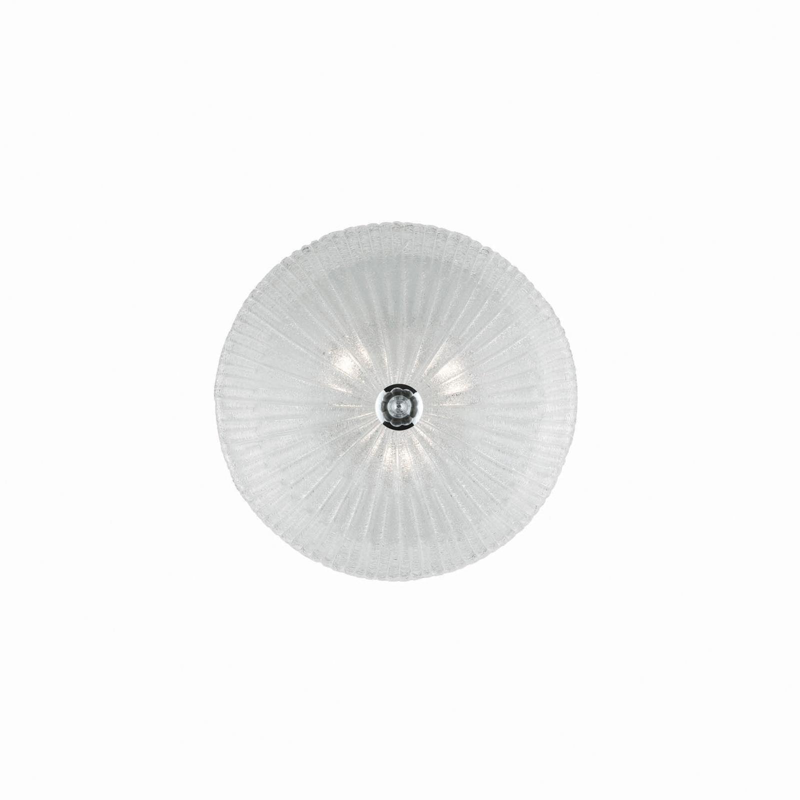 Фото - Потолочный светильник Ideal Lux PL3 TRASPARENTE спот ideal lux faro faro pl3