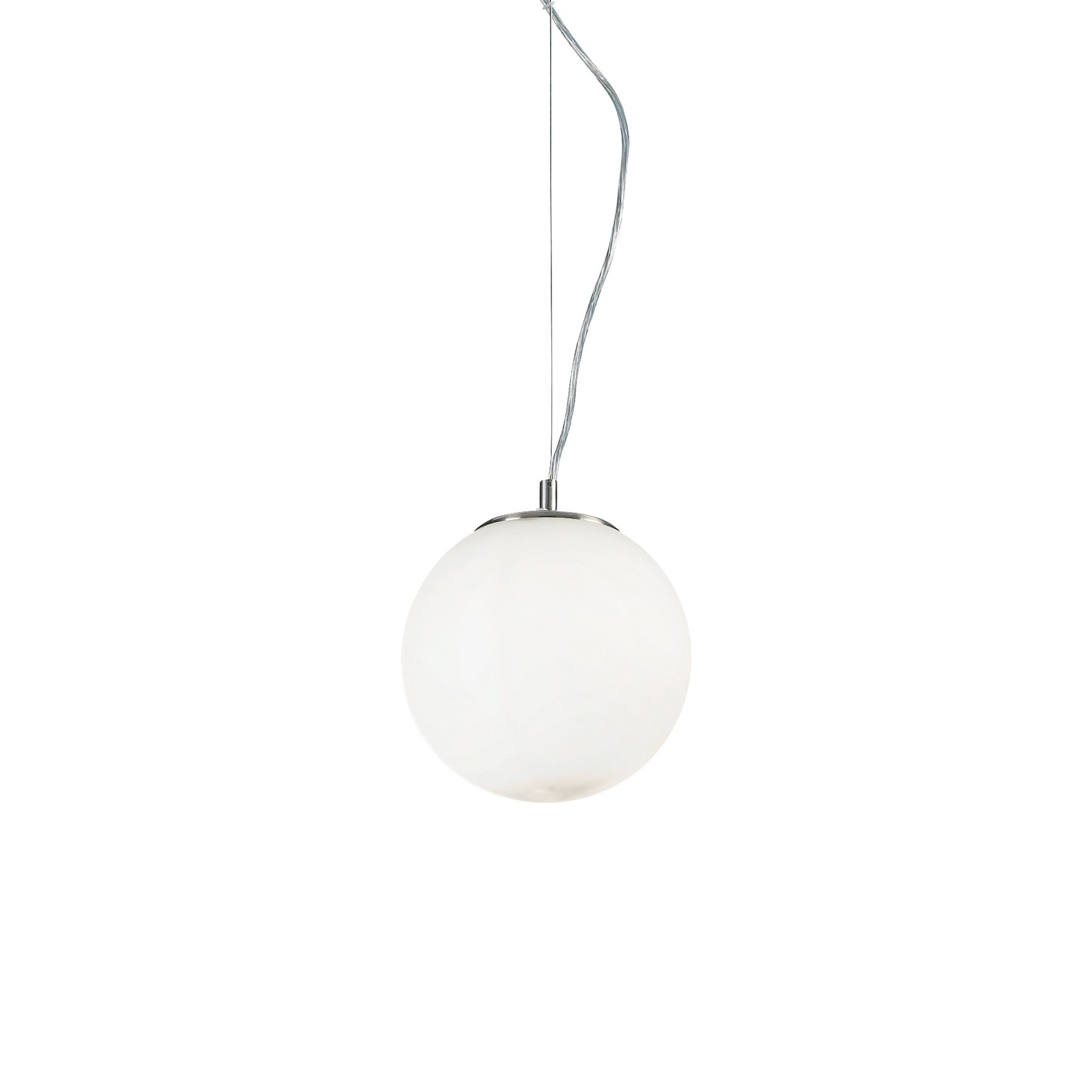 Подвесной светильник Ideal Lux SP1 D20 BIANCO подвесной светильник ideal lux cono sp1 bianco