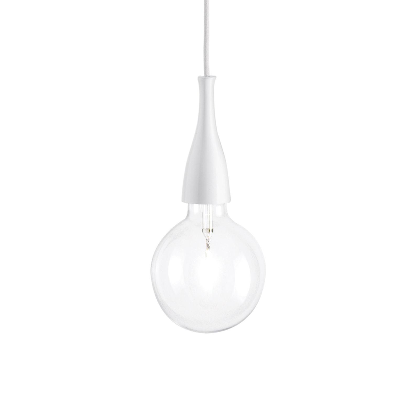 Подвесной светильник Ideal Lux SP1 BIANCO подвесной светильник ideal lux cono sp1 bianco