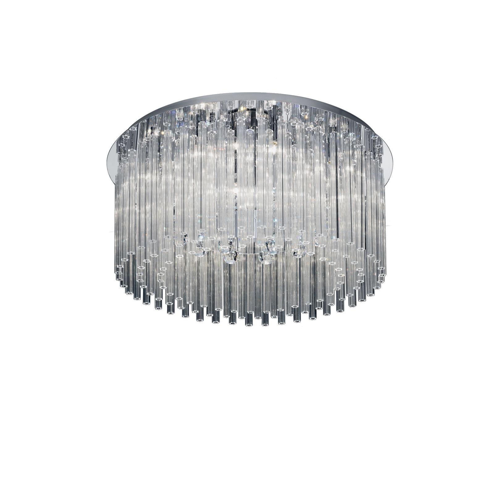 Потолочный светильник Ideal Lux PL12 ideal lux потолочный светильник ideal lux neve pl12 bianco