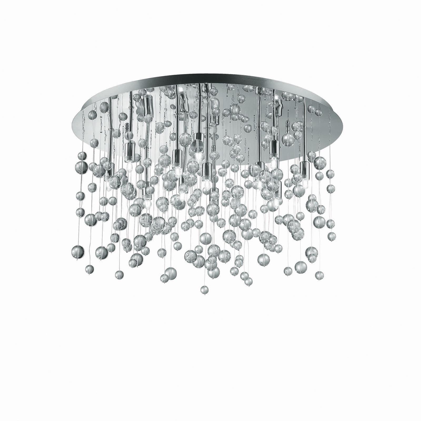 Потолочный светильник Ideal Lux PL12 CROMO ideal lux потолочный светильник ideal lux neve pl12 bianco