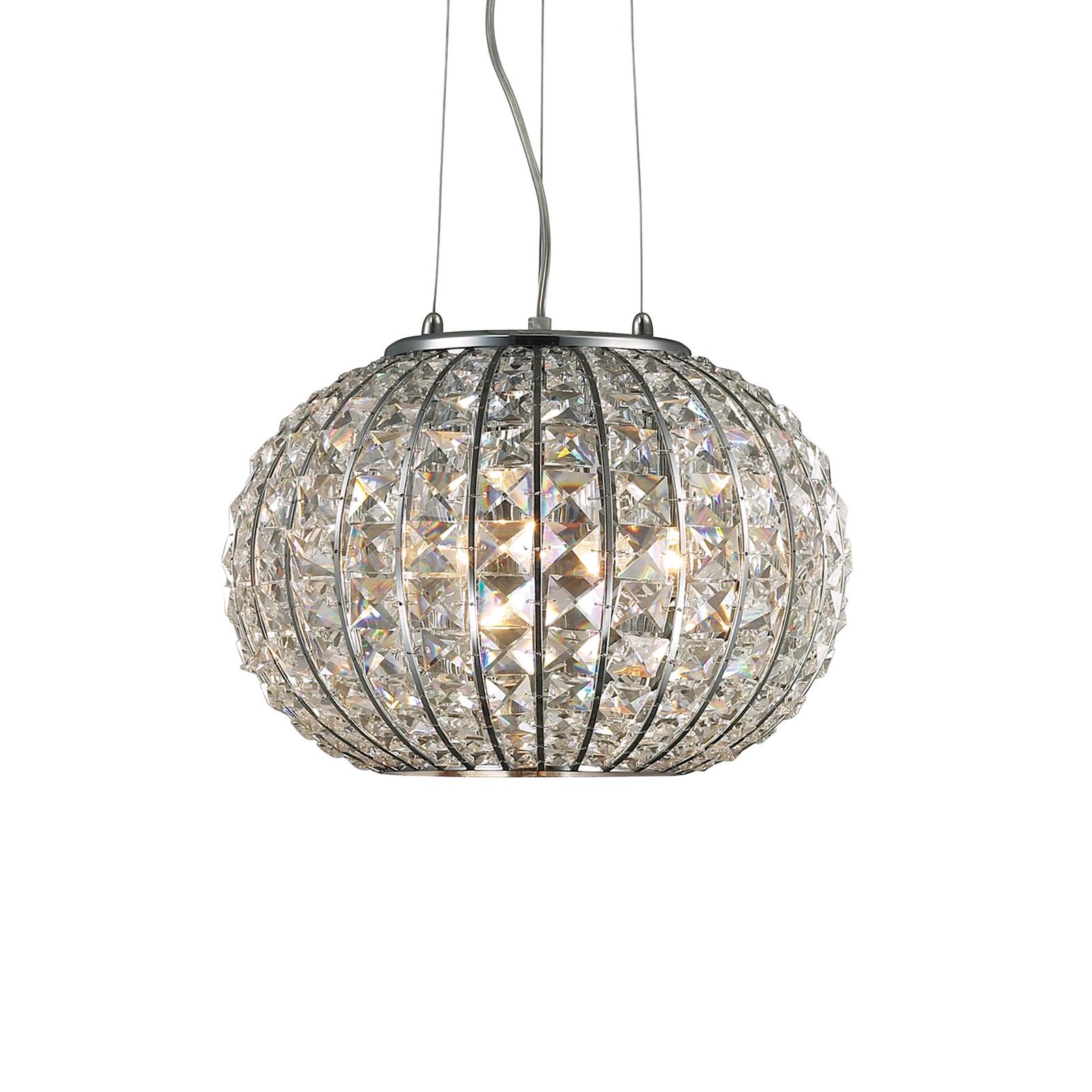 Подвесной светильник Ideal Lux SP3, E14, 40 Вт подвесной светильник ideal lux wheel sp3 009681