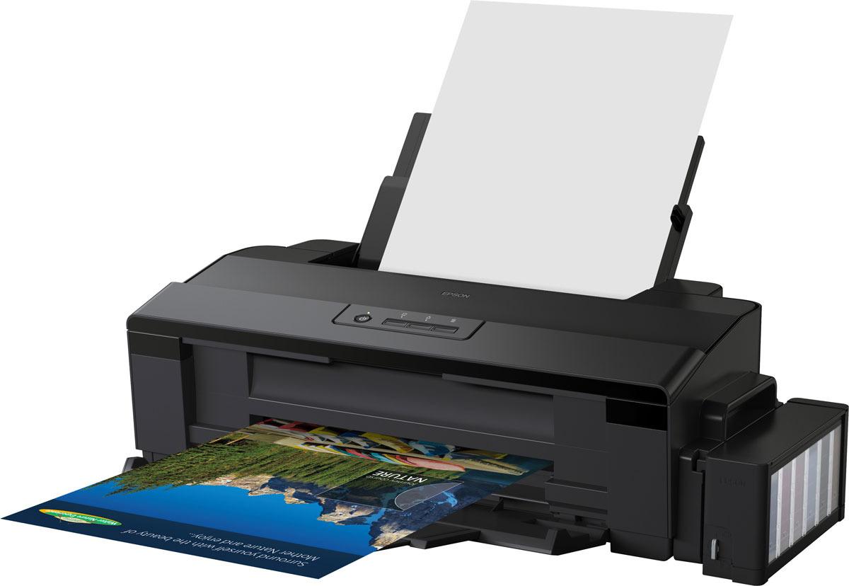 Фото - Принтер Epson L1800 формата А3 фотопринтер