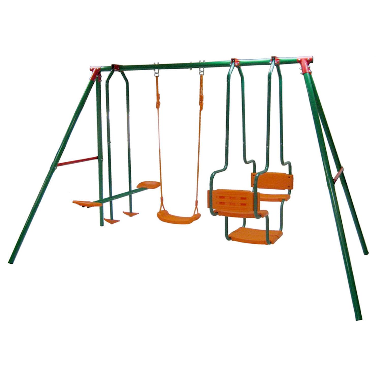 Игровой комплекс DFC SGL-01 зеленый, оранжевый