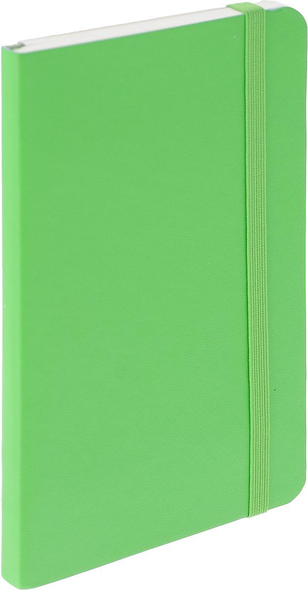 Записная книжка Leuchtturm1917, 357657, зеленый, A6 (105 x 148 мм), в точку, 60 листов