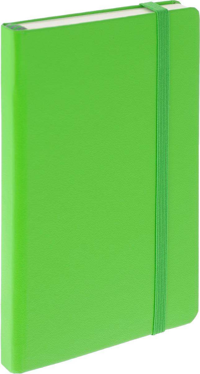 Записная книжка Leuchtturm1917, 357486, светло-зеленый, A6 (105 x 148 мм), в линейку, 92 листа