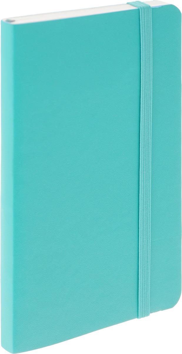 Записная книжка Leuchtturm1917, 355296, зеленый, A6 (105 x 148 мм), без разметки, 60 листов