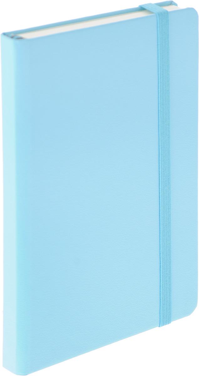 Записная книжка Leuchtturm1917, 357475, голубой, A6 (105 x 148 мм), в линейку, 92 листа
