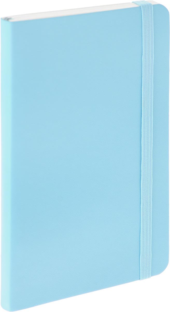 Записная книжка Leuchtturm1917, 357662, голубой, A6 (105 x 148 мм), в линейку, 60 листов