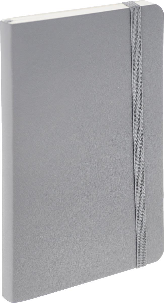 Записная книжка Leuchtturm1917, 355315, серый, A6 (105 x 148 мм), без разметки, 60 листов