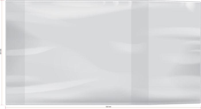Набор обложек Спейс, для школьного журнала, SP 15.31, 100 мкм, 30,5 х 56 см, 50 шт