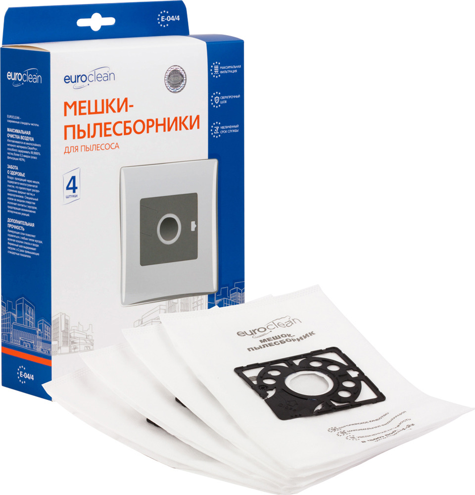 Пылесборник EUROCLEAN 2040 цена и фото