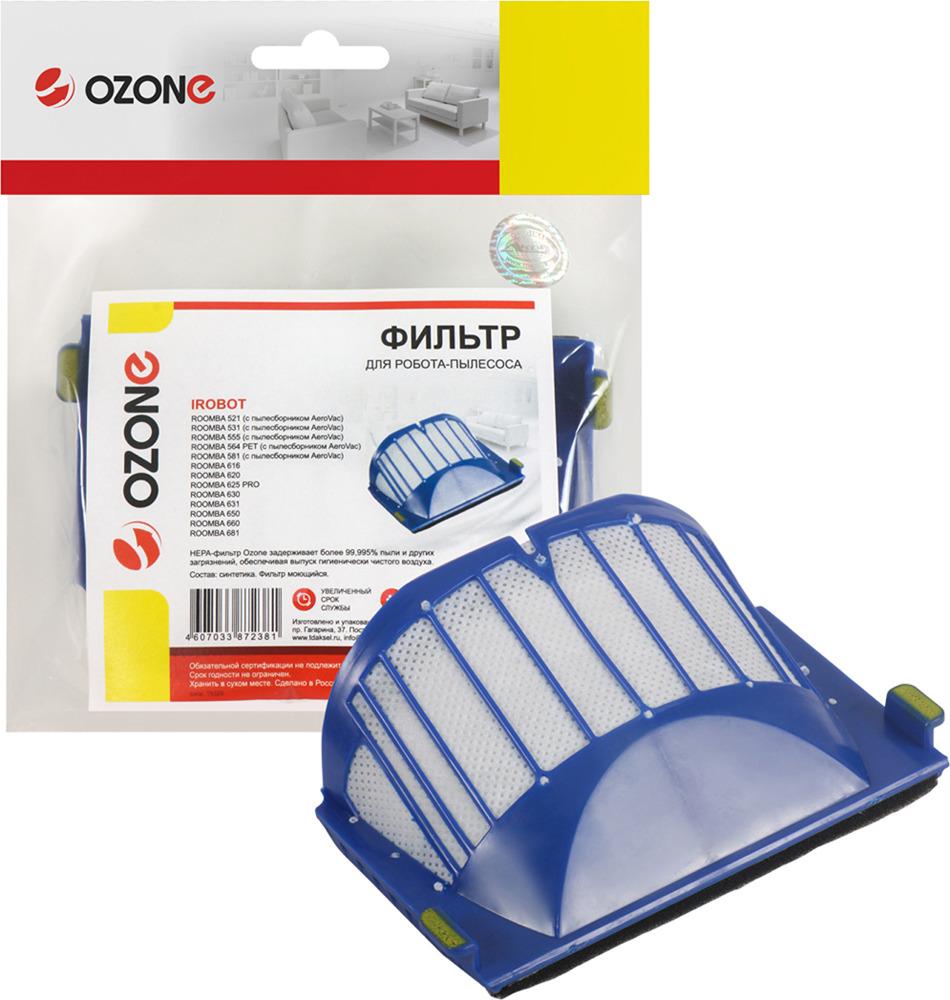 Ozone HR-75 фильтр для iRobot ROOMBA 600/500 серий