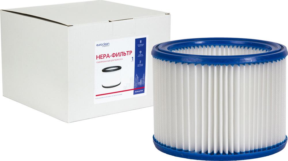 Euroclean NLSM-ALTO20 фильтр складчатый для пылесоса Nilfisk (аналог 302000490) euroclean bgpm 35 55 фильтр складчатый для пылесоса bosch аналог 2 607 432 033