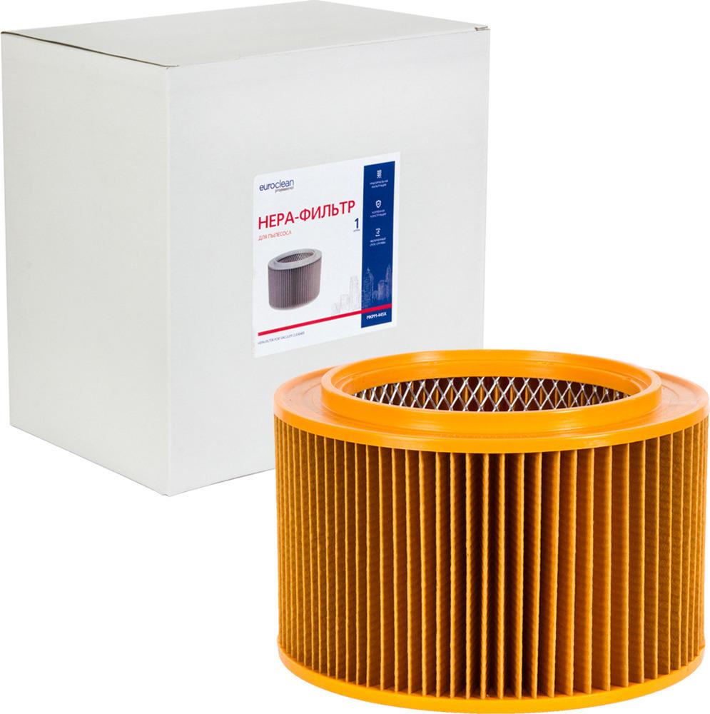 Фильтр Euroclean MKPM-445X складчатый для сухой пыли к пылесосам Makita (аналог 83202BEB)