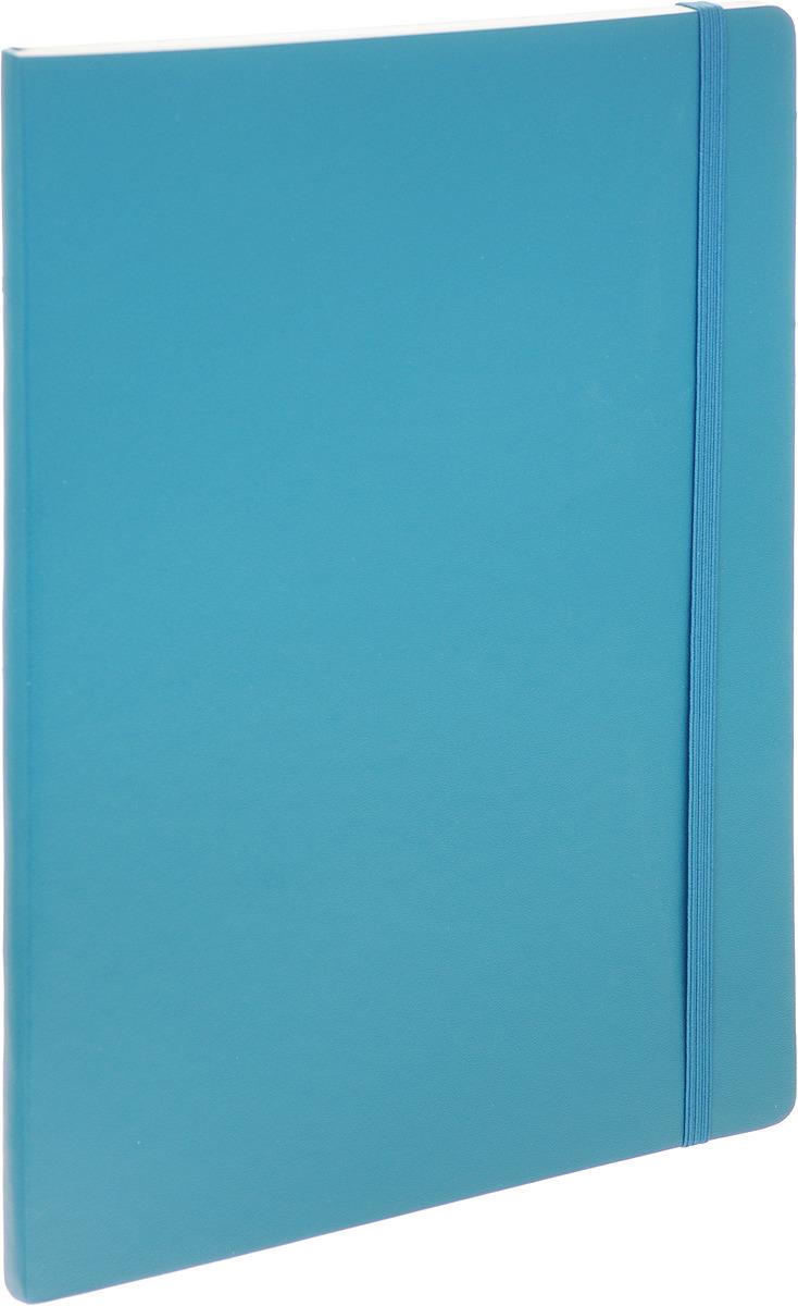 Записная книжка Leuchtturm1917, 359677, синий, B5 (176 x 250 мм), в линейку, 62 листа