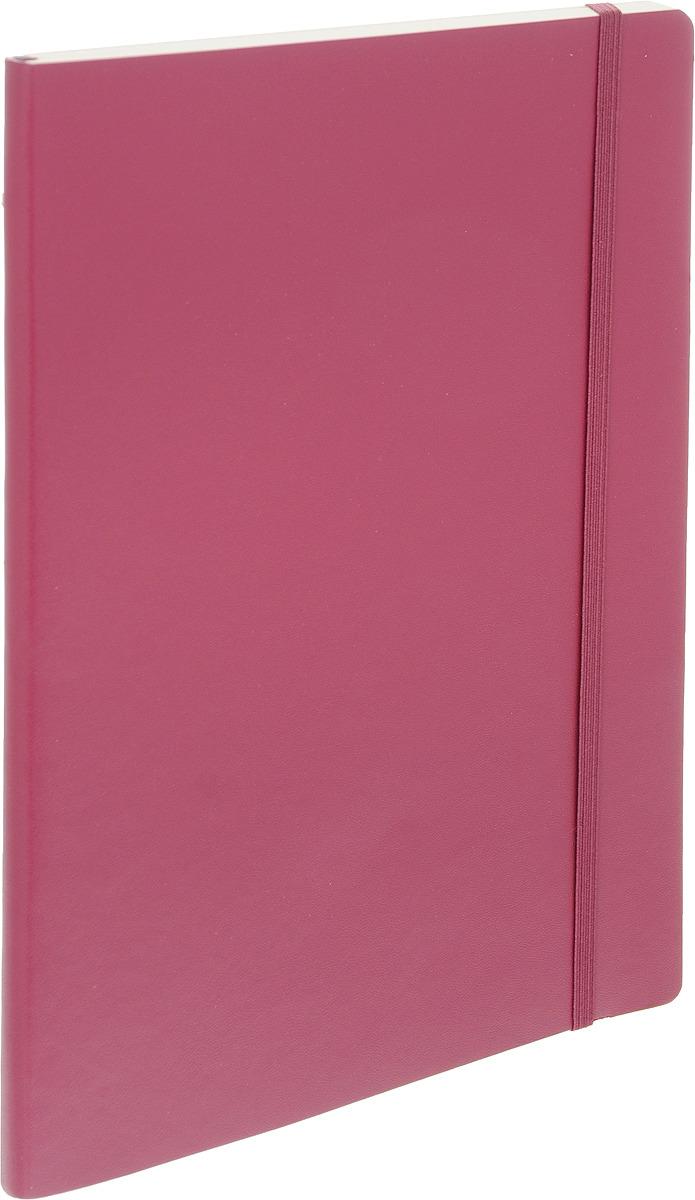 Записная книжка Leuchtturm1917, 359672, бордовый, B5 (176 x 250 мм), в линейку, 62 листа