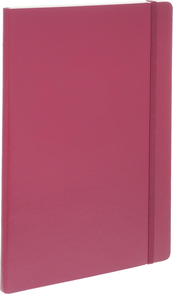 Записная книжка Leuchtturm1917, 359673, бордовый, B5 (176 x 250 мм), в точку, 62 листа