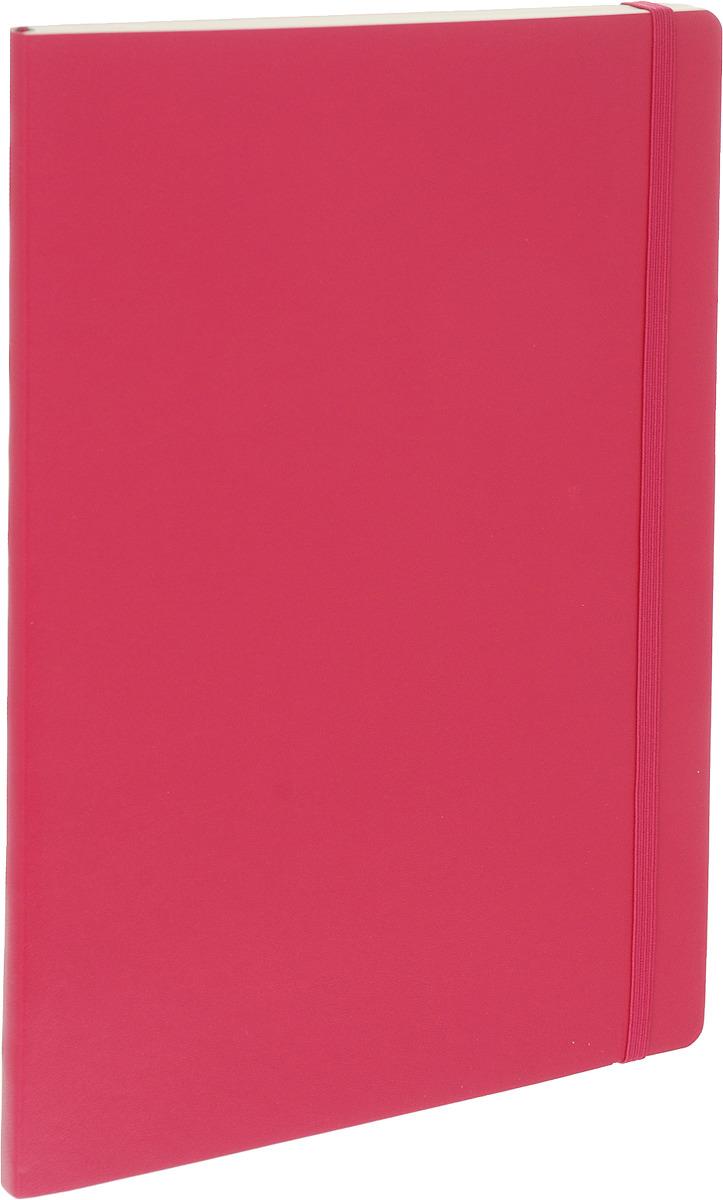 Записная книжка Leuchtturm1917, 355282, фуксия, B5 (176 x 250 мм), в линейку, 62 листа