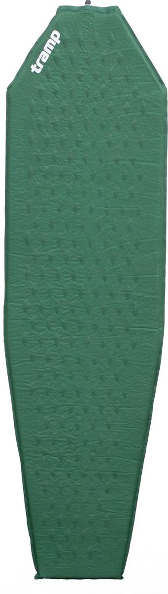 Коврик самонадувающийся Tramp Ultralight PVC, TRI-023, зеленый, 183 х 51 см tramp trbb