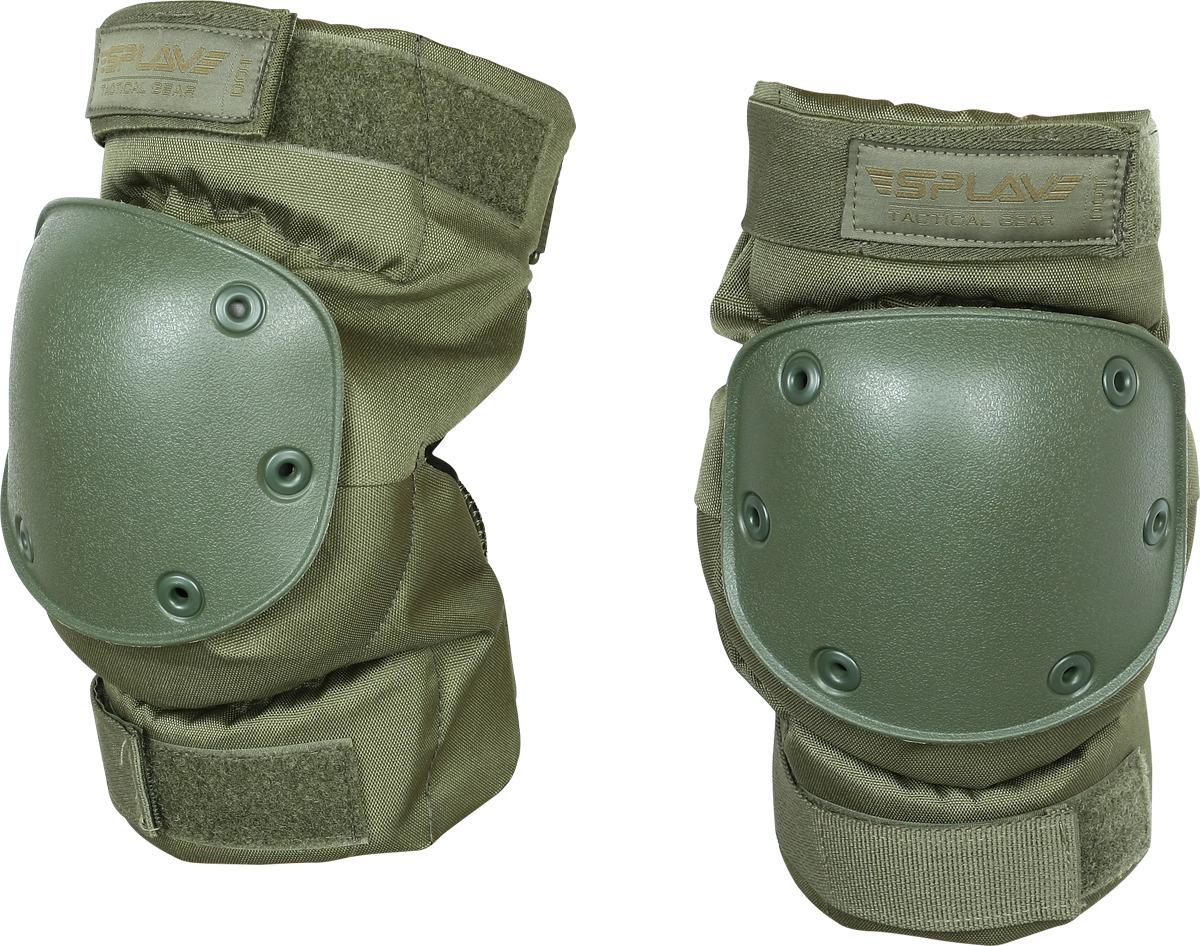 Наколенники тактические Сплав Dot, 5063656, оливковый, размер L цена и фото