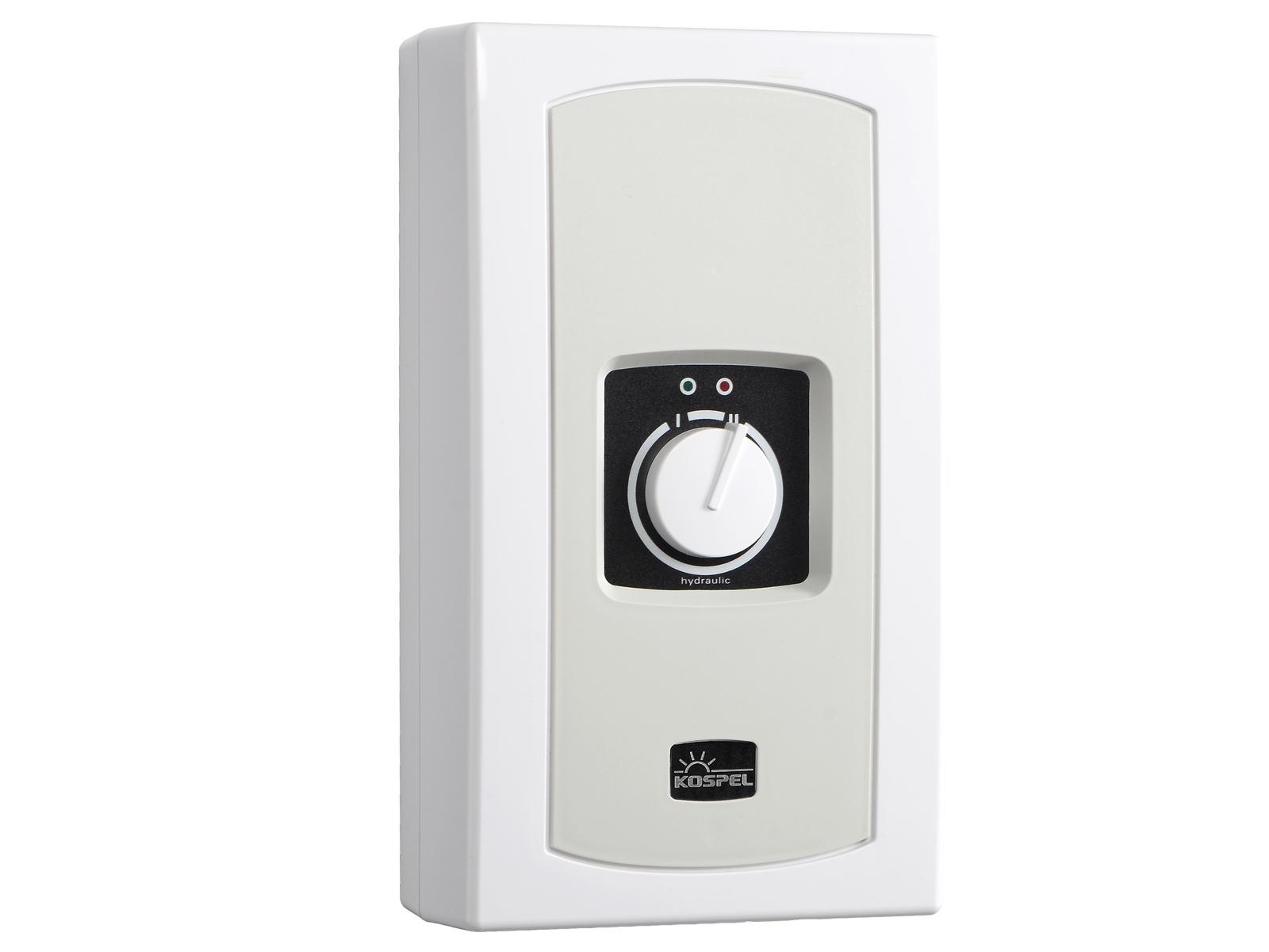 Водонагреватель проточный электрический Kospel EPMH-8,0 Система оборудована медными нагревательными элементами...